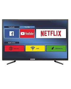 Icon Icon 32 Inch Smart android LED HD Ready TV - Black