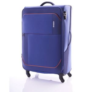American Tourister Warren - 55cm - Blue & Orange