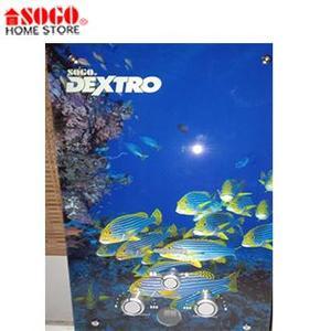 Sogo Blue Waves Geyser water 6Ltr Instant Natural Gas