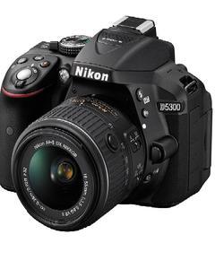 NIKON D5300 DSLR Camera 18-55VR Kit