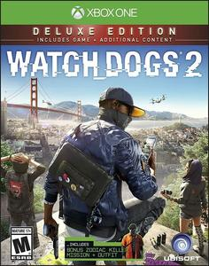 Watch Dogs 2: Deluxe Edition - Xbox One