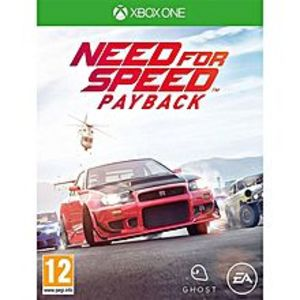 Electronic ArtsNeed For Speed Payback - Standard Edition - XboxOne