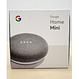 Google Home Mini Smart Speaker with Google Assistant - Chalk White