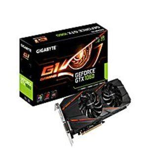 GigabyteGeforce GTX 1060 G1 Gaming Gv-N1060G1GAMING-6Gd REV2 Graphics Cards Graphic Cards GV-N1060G1GAM-6GD R2