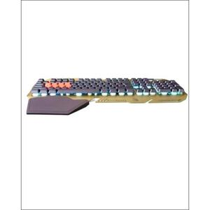B418 - Back-lit Mechanical Keyboard - Black