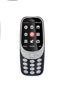 Nokia-3310  2G Dual Sim Blue Color