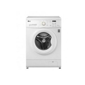 F10C3QPD2 - Front Load Fully Automatic Washing Machine - 7 Kg - White