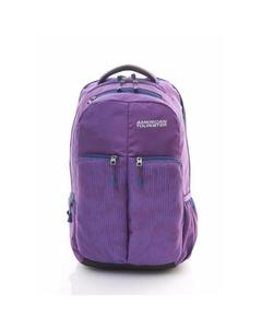 Pack of 2 - At Insta II Backpack + Pencil Case - Amethyst