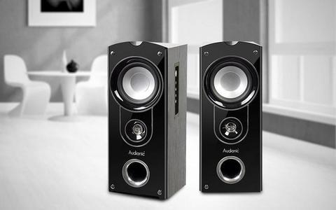 Audionic Classic 5 - Bluetooth Speaker Hi-Fi Sub-Woofer
