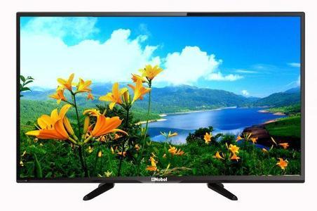 NOBEL HD Ready LED TV-32inch - Black