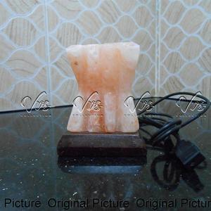 Hand Carved USB Salt Lamp