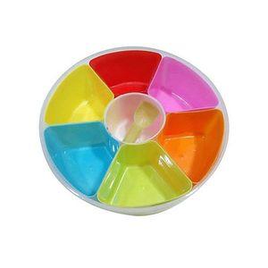 Pack Of 6 - Spice Box - Multicolor