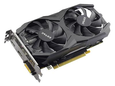 USED 100% AUTHENTIC ZOTAC MODEL GDDR5 GTX 1050ti 1050 ti 4GB GAMING GRAPHICS VIDEO CARD