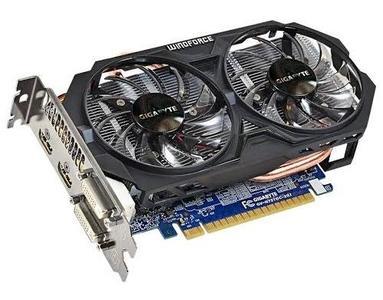 Gigiabyte GeForce gtx 750ti GDDR5 2gb