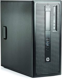 HP ProDesk 600  Tower Desktop PC - Intel Core i5-4570 4th Generation  3.2GHz 16GB 1TB DVDRW Windows 10 Pro Free Wifi