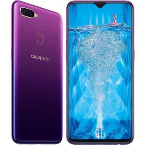 Oppo F9 - 6.3-inch FHD+ waterdrop Octa-core (4x-2.0 GHz Cortex) - 4GB RAM + 64GB ROM - 25 MP with Sensor HDR - Starry Purple