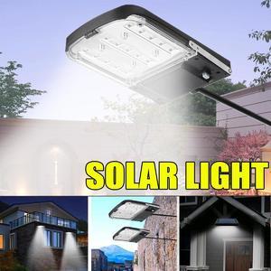 【Free Shipping + Flash Deal】15 LED 1000LM Sensor LED Solar Light Flood Lamp Spotlight Outdoor Waterproof