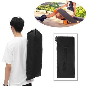 The old tree  Portable Sporting Skateboard Skate Board Cover Carrying Backpack Handbag Bag