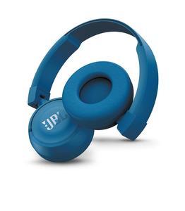 On-Ear Bluetooth Headphones, Blue - T450BT