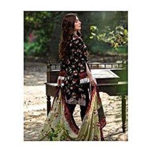 Al Zohaib Textile3 Piece Lawn Suit With Lawn Dupatta - Anum Lawn Collection