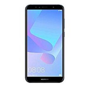 "HuaweiY6 Prime 2018 - 5.7"" - Face Unlock - 2Gb Ram + 16Gb Rom - Black"