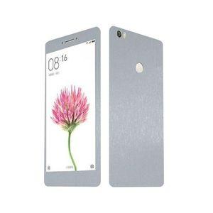 Xiaomi Mi Max 3M Silver Brushed Metal Texture Skin