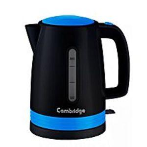 Cambridge ApplianceJK-9391 - 1 Liter , Water Level Indicator Concealed Electric Kettle - Black