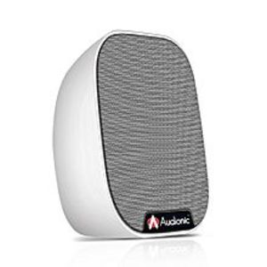 Audionic BT-111 - Portable Speaker - Silver
