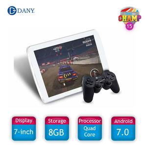 Dany Champ 15 Tablet PC 7inch IPS Display, Android 7.0 With Joystick