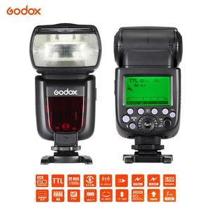 Godox TT685S Camera Speedlite TTL Master Slave GN60 2.4G Wireless Transmission HSS 1/8000S for Sony A77II A7RII A7R A58 A99 ILCE6000L ILDC Camera