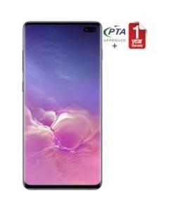 "Samsung Galaxy S10+ Mobile Phone - 6.4"" FHD Display - 8GB RAM - 128GB ROM - Fingerprint Sensor (Free Samsung Power Bank)"