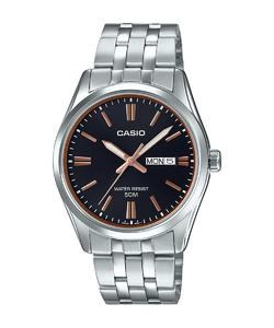 Casio - MTP-1335D-1A2VDF - Stainless Steel Watch for Men