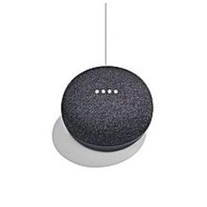 GoogleGoogle Home Mini Portable Smart Speaker - Charcol Black