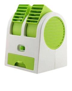 SingaporeMobileAccessories USB Mini Cooler Fan - Green