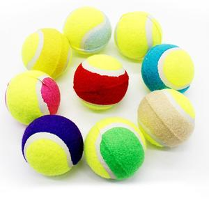Small Size Dog Tennis Ball Giant Pet Toys for Chewing Toy For Training