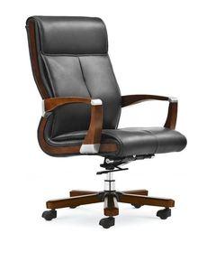 Torch CM-B04AS - Executive Chair- Black