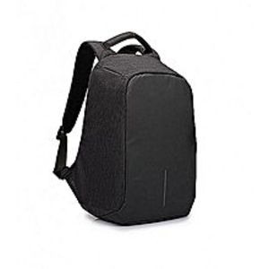 Skye Shop Anti Theft Bag Design Black Backpack With Usb Charging Port