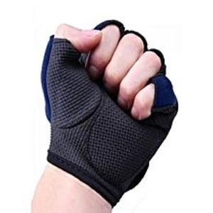 M.A Accessories HUBProtection Neoprene Gym Training Gloves - Black & Blue