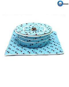 Link Express Complete Roti Basket Light Blue Colour