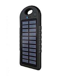 Emergency Portable Solar Power Bank - Simple Mobile Charge