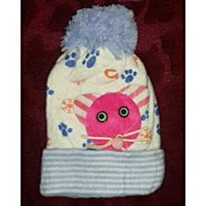 Farhan & Rafay's Collection Stylish Winter Cap For Kids