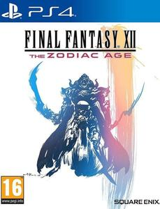 Final Fantasy XII: The Zodiac Age - Standard Edition - PS4