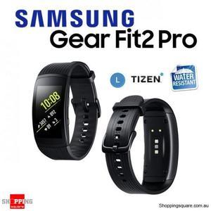 Samsung Gear Fit 2 Pro-Black