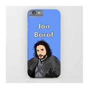 Jon Baraf Art Printed Mobile Cover (Samsung C7)