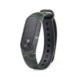 Cool Gadgets Strap For Mi Band 2 - Camouflage Green (Special Army Design)