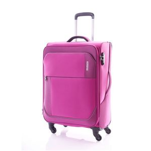 American Tourister Warren - 55cm - Fuschia Grey