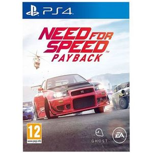Need for Speed: Payback - Standard Edition - PS 4