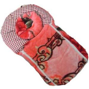 Infant warm Baby Sleeping Bag - 2Pcs - multicolour for winter- baby winter accessories