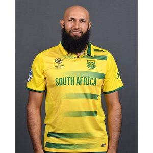 South Africa Cricket New Shirt - Yellow