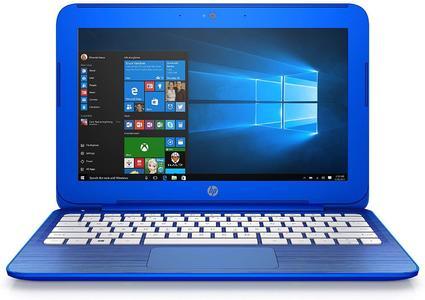 HP Stream 11 11.6 Display - Intel® Celeron® Processor N3050 - 6th generation - 2GB RAM - 32GB SSD - Windows® 8 & 10 (Activated)